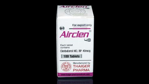 AIRCLEN 40 Thaiger Pharma Online