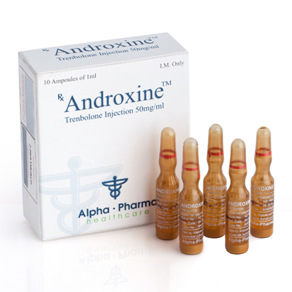 Androxine (Alpha Pharma)