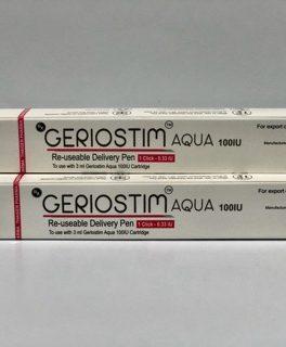 Geriostim Aqua Pen 100IU