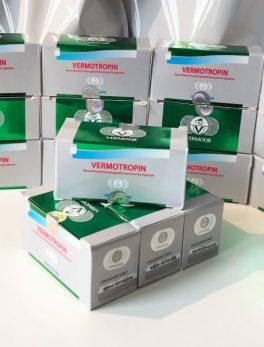 Buy Vermodje Vermotropin 100IU kit