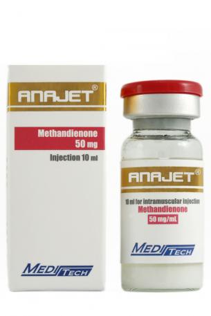 Anajet Methandrostenolone 500mg