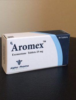 Aromex Exemestane 25mg
