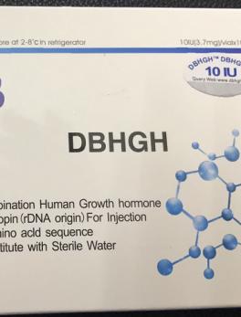 DBHGH 10IU/3.7mg