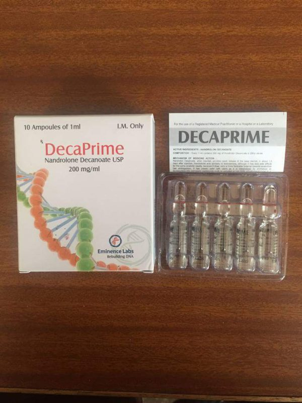 Decaprime Eminence Labs