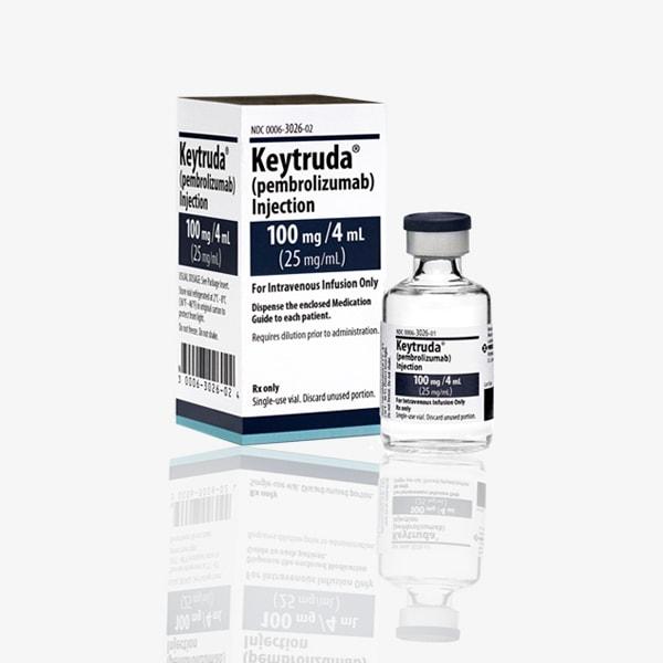 Keytruda Pembrolizumab 100mg injection