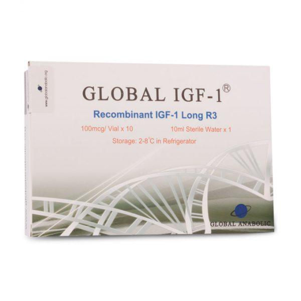 Global IGF-1 100mcg