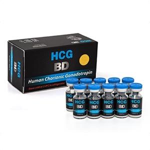 HCG 50000iu 10 Vials