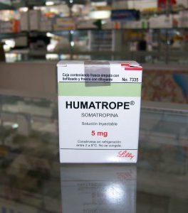 Eli-Lilly Humatrope 5mg