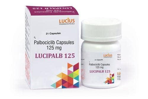 Lucipalb 125 Palbociclib Capsules 125mg