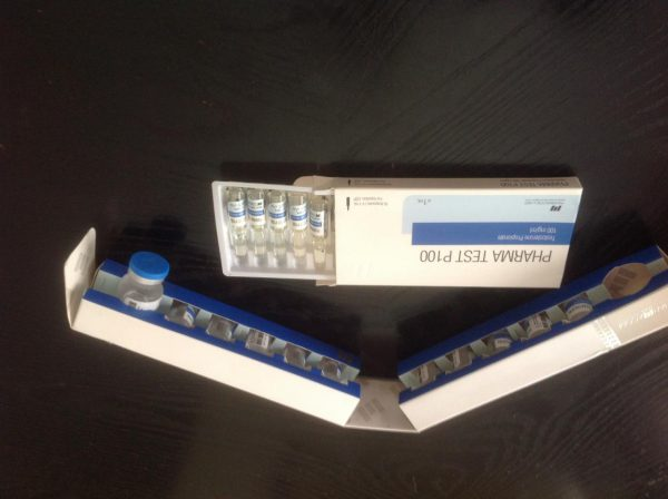 Pharmatropin HGH 100IU Kit