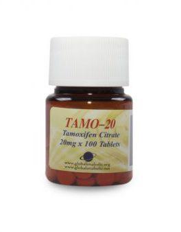 Tamoxifen Citrate 20mg–100 Tabs